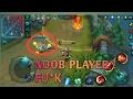 MAIN SAMA NOOB PLAYER YA BEGINI DAH - MOBILE LEGEND INDONESIA MP3