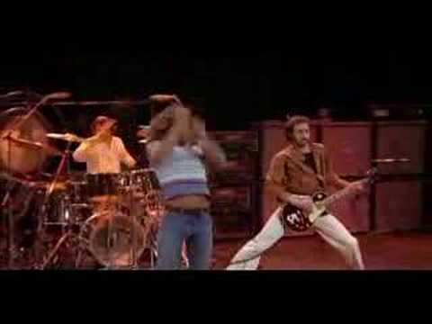 The Who Shreds