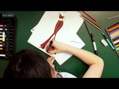 3 video clips istituto di moda burgo fashion school for Burgo istituto