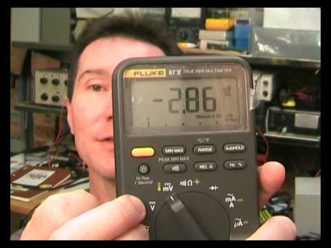 EEVblog #10 Part 2 of 2 - Fluke 87 V Multimeter Review
