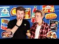 TRYING JOE SUGG'S FAVOURITE FOODS *NEW*