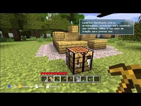 [Videoanálise] Minecraft (Xbox 360) - Baixaki Jogos