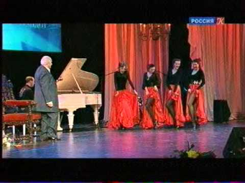 Путин поздравил со 100-летним юбилеем владимира зельдина