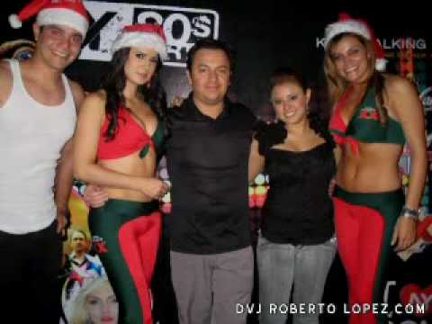dvj lopez ay nvy night club El Salvador