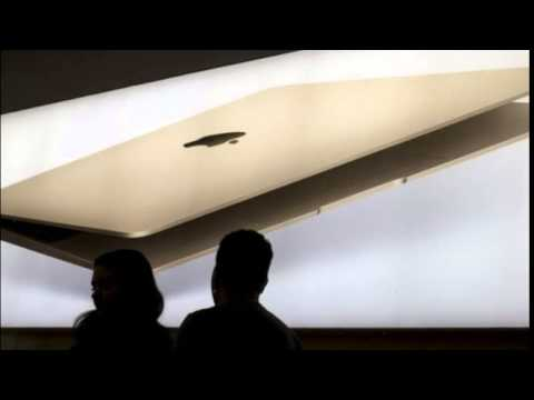 iPhone sales send Apple profits up