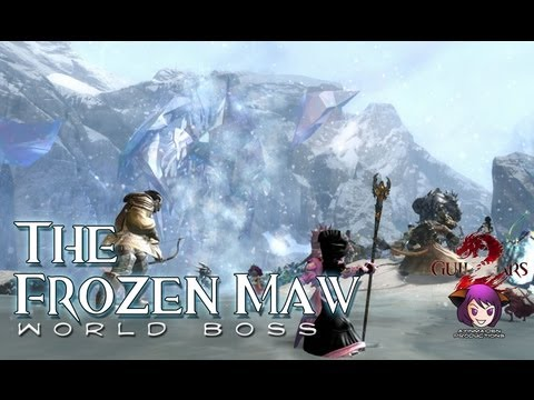 ★ Guild Wars 2 ★ - World Boss - The Frozen Maw