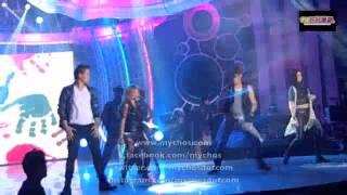MyCHOS presents Enrique Gil and Liza Soberano at 'Kapamilya All Out'