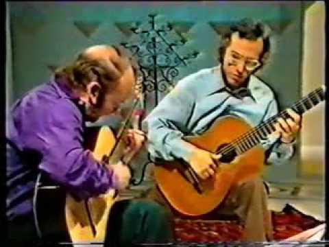 John Williams and Julian Bream - Rodrigo - Tonadilla 1 of 3