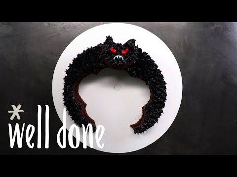 How To Make 3 Halloween Sheet Cakes: Pick Your Poison | Recipe | Well Done