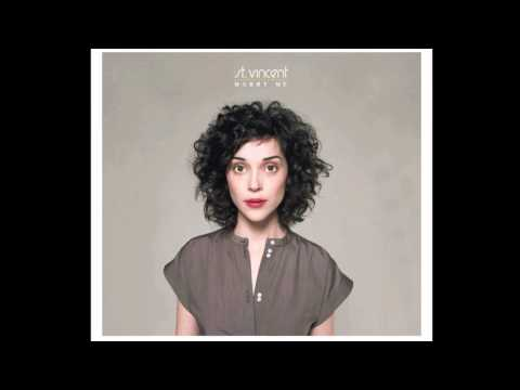 St Vincent - Your Lips Are Red