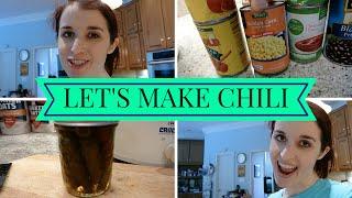 Let's Make Chili