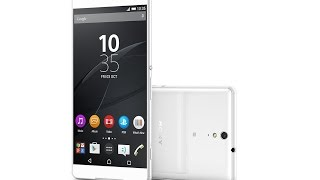 Sony Xperia C5 Ultra - new phones