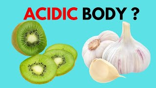 Keep your Body's PH Level balance with these top 7 Alkaline Foods
