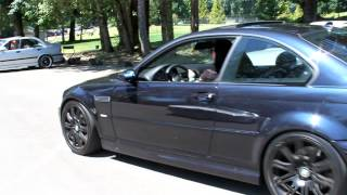 5erWest Carbon Black BMW E46 M3