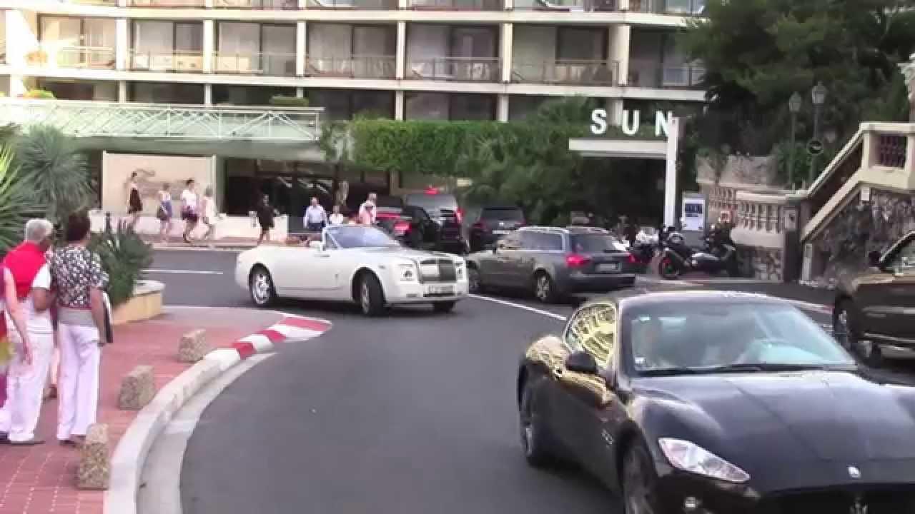 Exotic Cars In Monaco Youtube