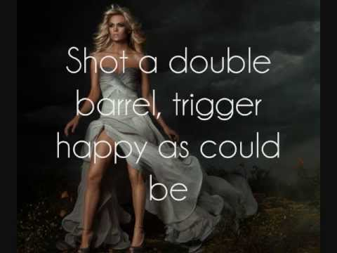 Carrie Underwood - Cupids Got A Shotgun