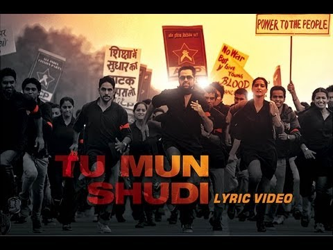 Raanjhanaa -Tu Mun Shudi Official New Song Lyric Video feat Dhanush,Sonam Kapoor and Abhay Deol