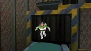 Toy Story 2 Walkthrough Level 13: Airport Infiltration 1/2