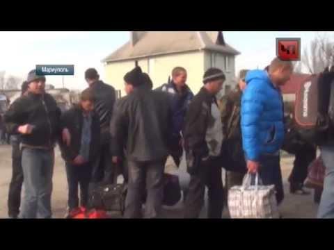 Шок! Мариуполь ославили партизаны призыва 2014 года_НТВ_Рябченко