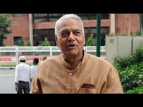BJPs Yashwant Sinha sent to jail for alleged assault