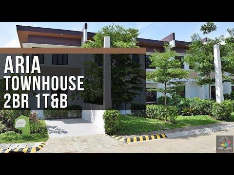Aria Townhouse Idesia Dasmariñas Cavite near SM Dasma