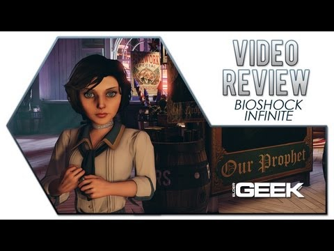 BioShock Infinite Video Review