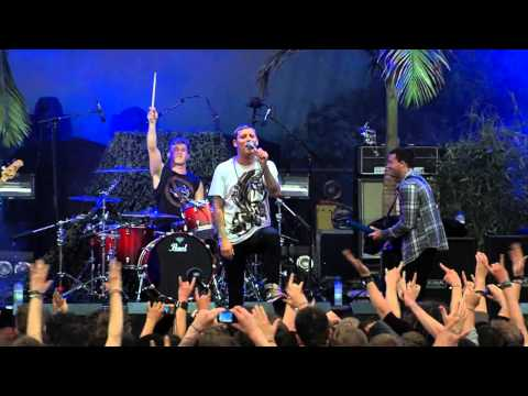Parkway Drive - Idols and Anchors / Anasasis live @ Reload Festival 2012