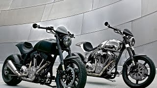 Arch Motorcycles KRGT 1 by Keanu Reeves and Gard Hollinger