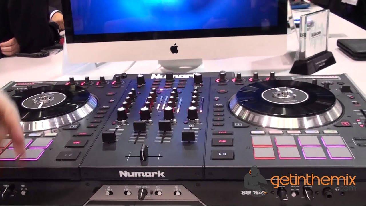 Numark Ns6 Wallpaper Numark Ns7 ii dj Controller
