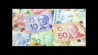Canadian Currency - From A Nickel To A 50 Dollar Bill