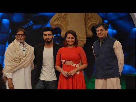 Priyanka Chopra, Sonakshi Sinha, Arjun Kapoor Join Amitabh Bachchan For The Cleanathon
