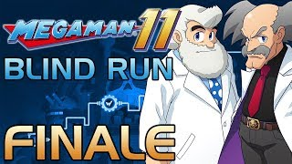 Mega Man 11 [Blind Run] - FINALE: If Our Gears Meshed Together... (Final Boss, Ending & Our Verdict)