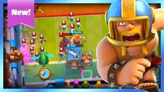 TOUCHDOWN : ON A EU TELLEMENT CHAUD !! - Clash Royale