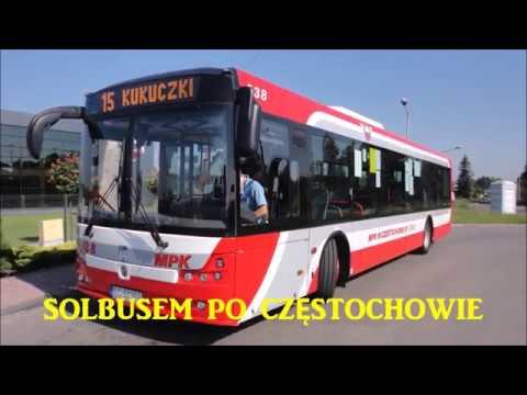 Solbusem Po Częstochowie - Linia 15