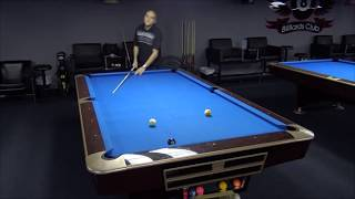 9-BALL PRACTICE IN LAS VEGAS AT ZT8 BILLIARD CLUB