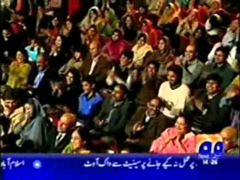Anwar Masood Urdu And Punjabi Funny Poetry video