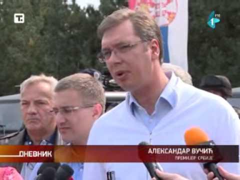 Vučić: Deo novca za autoput Niš-Priština očekujemo od EU
