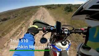 Danskin Mountains Trail # 510