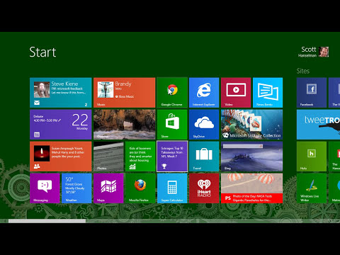 Learn Windows 8 in 3 minutes (OK, it's really 4)