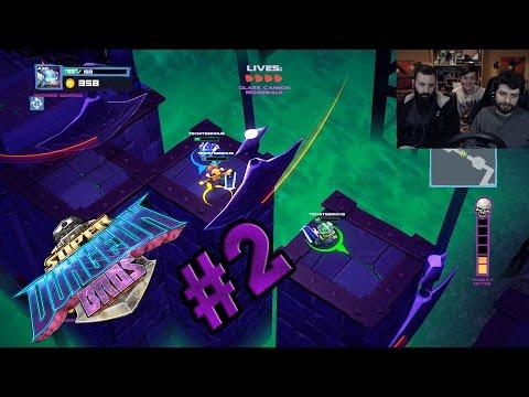 Παίζουμε Super Dungeon Bros #2 - Οι Τρεις Ιππότες!