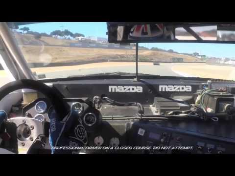 Motorsports Reunion at Mazda Raceway - 1991 Mazda RX-7 GTO: Practice 2