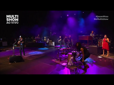 Jason Mraz - Circuito Banco do Brasil 2013 - FULL