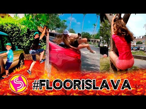 NEW The Floor is Lava Challenge Musical.ly Compilation | Funniest #thefloorislavachallenge