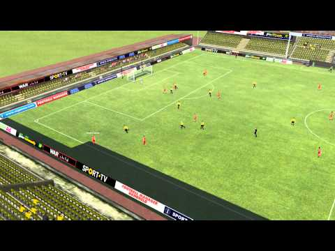 Sourense vs Atalaia do Campo - Golo de Andr� Cecim 54 minutos