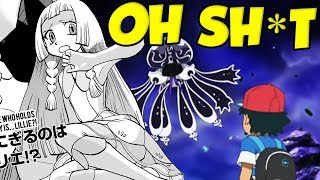LUSAMINE TURNED LILLIE INTO AN ULTRA BEAST?! Pokemon Sun and Moon Anime