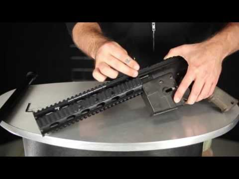 How to install your RAP4 RIS Handguard