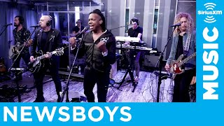 Newsboys - Greatness Of Our God [Live @ SiriusXM]