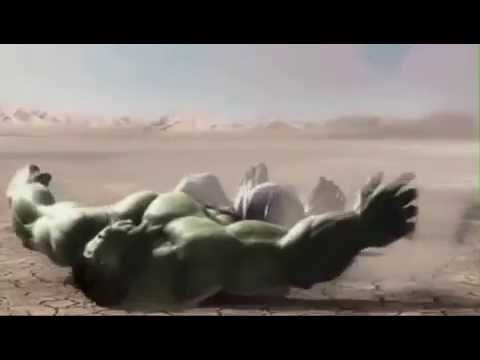 King Kong Vs Hulk video