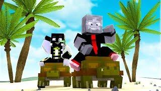Minecraft 1.13  DAS SCHILDKRÖTEN EXPERIMENT!