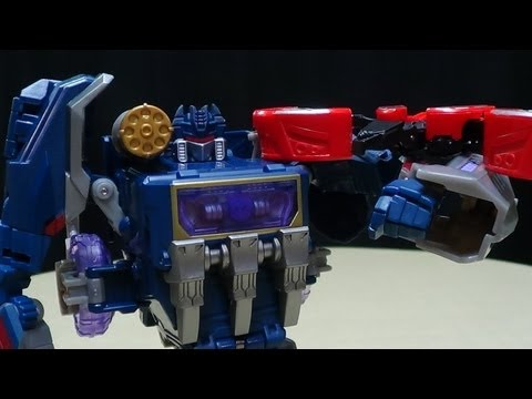 Fall of Cybertron Voyager SOUNDWAVE: EmGo's Transformers Reviews N' Stuff